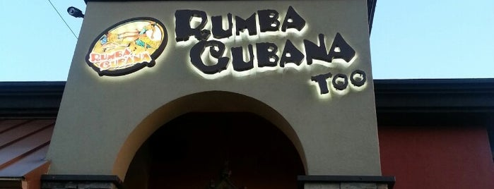 Rumba Cubana is one of Restaurants.