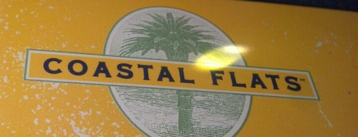 Coastal Flats is one of Food Critic!.