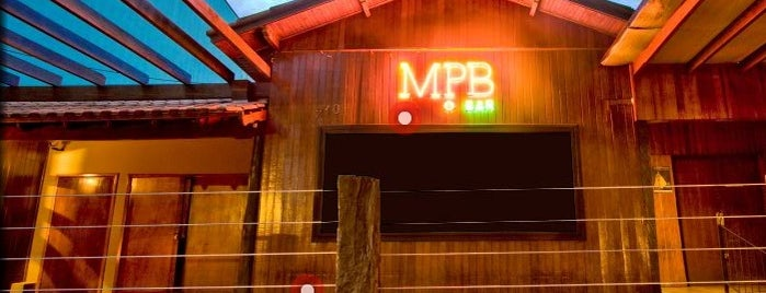 MPB Bar is one of Estive.