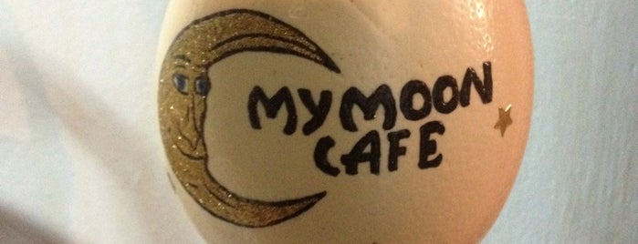 Mymoon Nargile Cafe is one of denizli merkez.