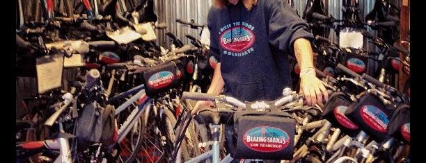 Blazing Saddles Bike Rentals is one of Travel.
