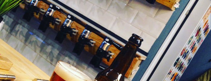 Best Beer Craft is one of Крафтовое пиво в Москве.