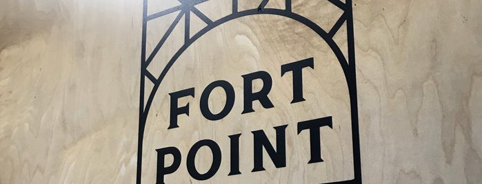 Fort Point Beer Company is one of SF New Restaurants and Bars.