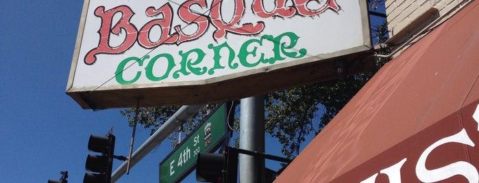 Louis' Basque Corner is one of Triple D Checklist.