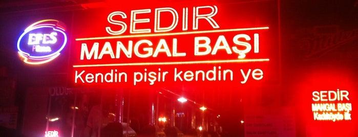 Sedir Saklı Bahçe is one of Ae912.