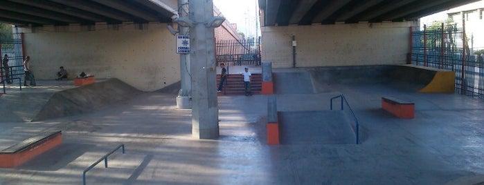 Skateparks Nuevo León