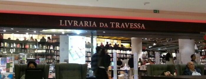 Livraria da Travessa is one of Quero trabalhar aqui!.