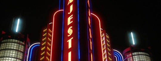 Marcus Majestic Cinema of Brookfield is one of Kitty list.