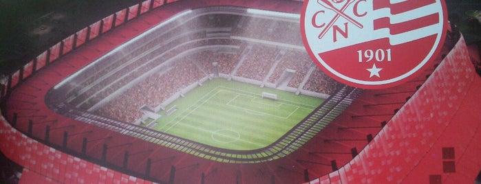 Arena Pernambuco is one of Estadios Brasil Mundial FIFA 2014.