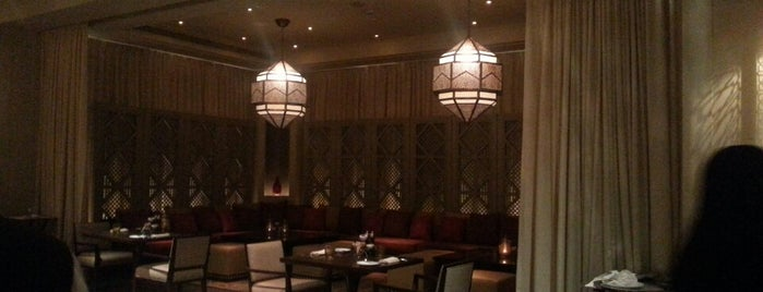 The Grill Restaurant & Terrace (ذا جريل) is one of All-time Favorites in Riyadh.