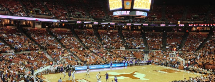 Frank Erwin Center (ERC) is one of Venue.