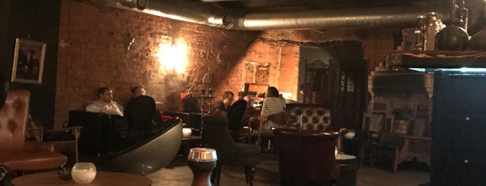Leviathan Lounge is one of Must to do in Moscou.