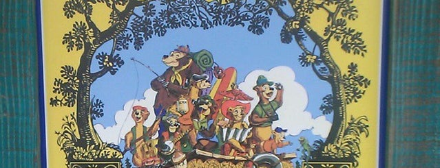 Country Bear Jamboree is one of ディズニー.