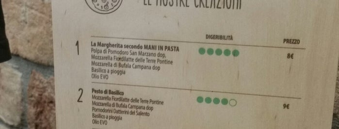 Mani in Pasta is one of Mangiare vegan a Milano.