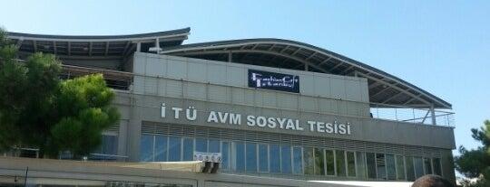 İTÜ AVM Sosyal Tesisi is one of elif*.
