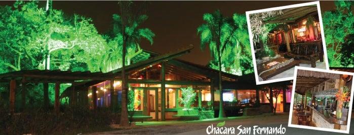 Chácara San Fernando Sushi e Pizza is one of Lugares para Conhecer e Comer.