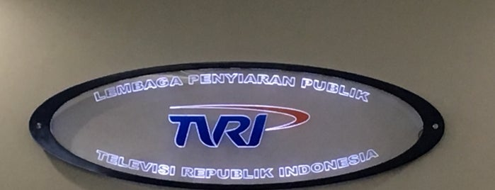 Televisi Republik Indonesia (TVRI) is one of Great Jakarta.
