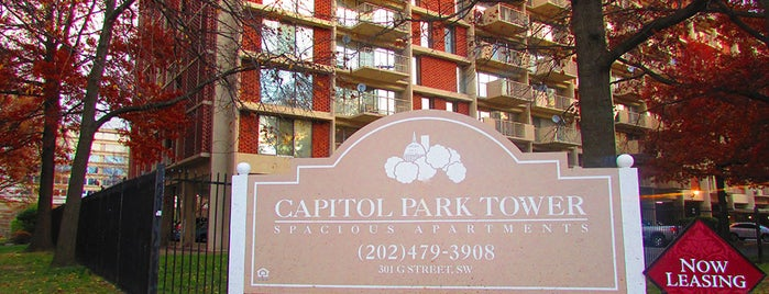 Capitol Park Tower is one of UIP Properties.