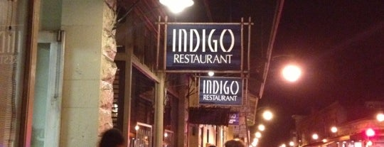 Indigo is one of Hawaii Munchies.