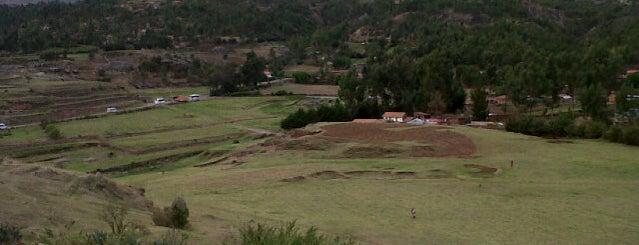 Sacsayhuamán is one of Perú.