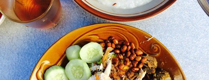 "Bubur Ayam PR ""Savoy Homan"" is one of Kuliner near Braga, Bandung."