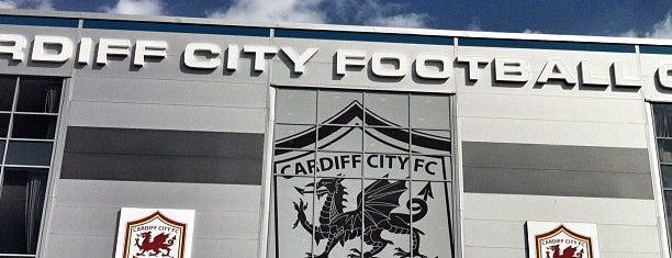 Cardiff City Stadium is one of UK & Ireland Pro Rugby Grounds.