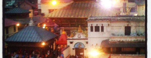 Pashupatinath Temple is one of Nepal.