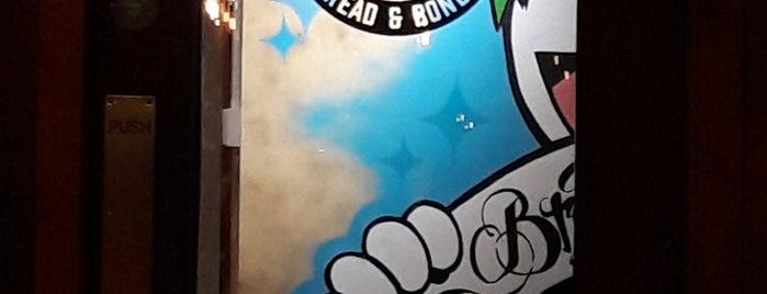 Bread & Bones is one of Dublin Restaurants.