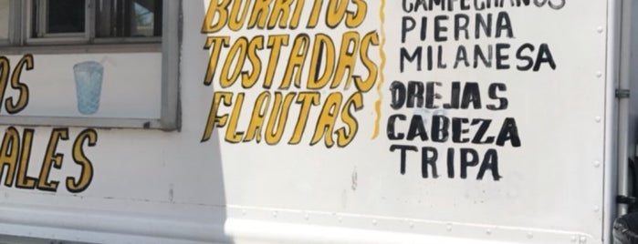 El Ultimo Taco Truck is one of Katharine Shilcutt's Top 100 2011.