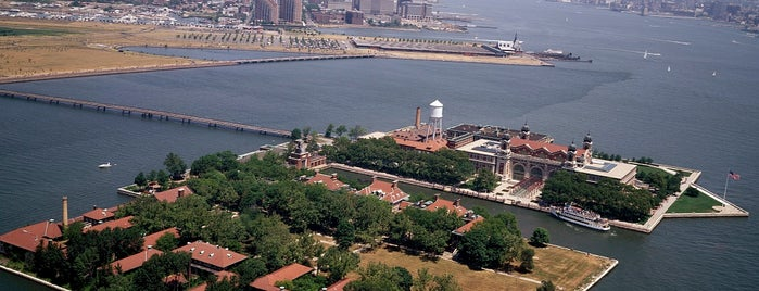 Ellis Island is one of USA Trip 2013 - New York.