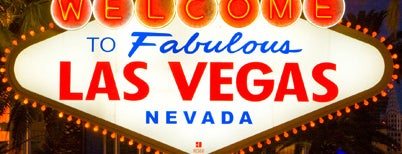 Welcome To Fabulous Las Vegas Sign is one of ETC TIP ~2.