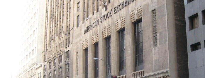 American Stock Exchange is one of Things to See.