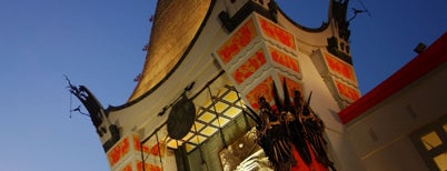TCL Chinese Theatre is one of USA Trip 2013 - The West.