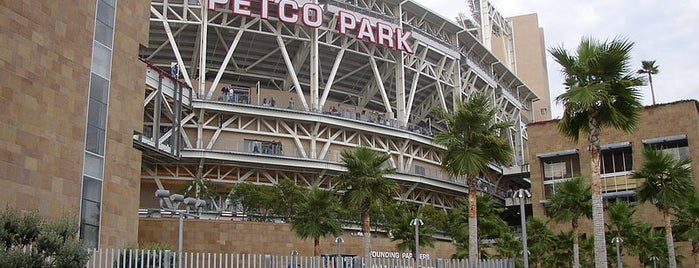Petco Park is one of Sporting Venues To Visit.....