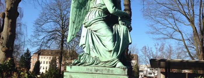 Zentralfriedhof is one of Münster - must visit.