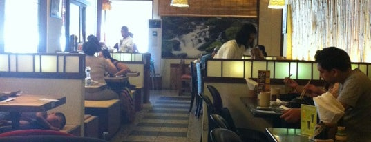 Ryoshi Japanese Restaurant is one of Nanda's All Favorite♥♚.