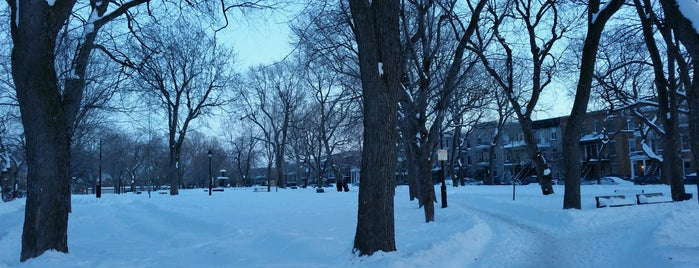 Parc Sir-Georges-Étienne-Cartier is one of Montreal, Canada.