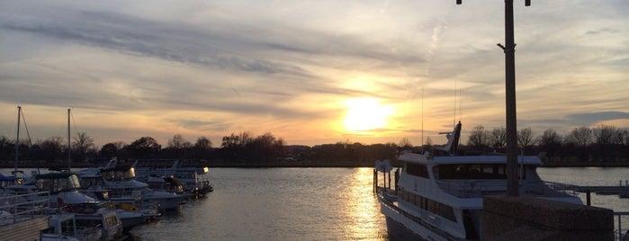 Washington Marina is one of DC's favorites.