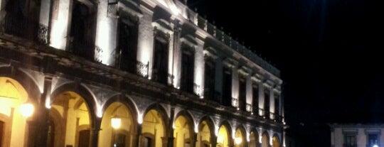 Palacio Municipal Zacatlan is one of Zacatlan.