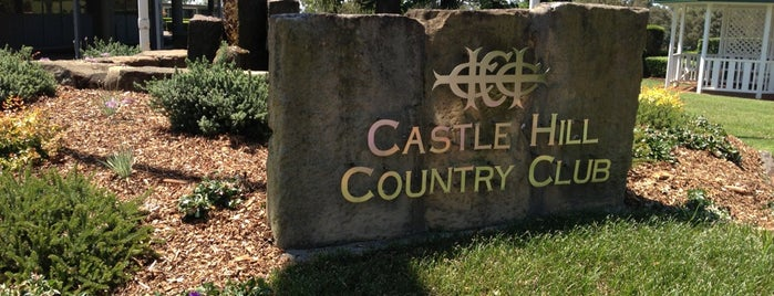 Castle Hill Country Club is one of Clubs NSW.