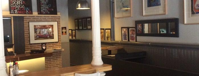 Alta Burgersía is one of Zampar en Madrid.