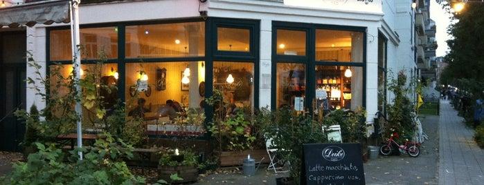 Deike is one of Cafés zum Verweilen.