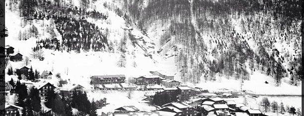 La Foux d'Allos is one of Stations de ski (France - Alpes).