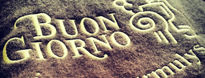 Buon Giorno Trattoria is one of eat.