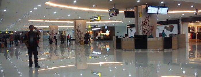 Terminal 2 (T2) is one of Transportasi & Akomodasi.
