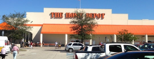The Home Depot is one of regular.