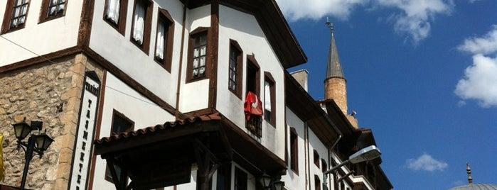 Beypazarı Konakları is one of Ankara Highlights & Travel Essentials.