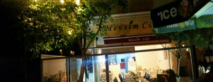 Mevsim Cafe is one of The 15 Best Trendy Places in Istanbul.