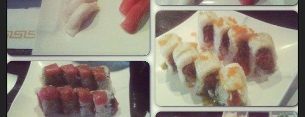 Sushi Kaya is one of Vegan dining in Las Vegas.