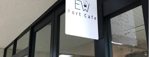 EW Port Cafe is one of free Wi-Fi in 新宿区.